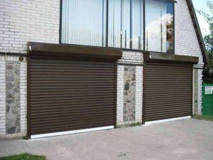 ворота для гаража в Омске
