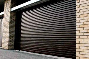 Рольворота для гаража в Омске